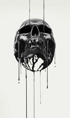 paul-hollingworth-05_Dripping Skulls