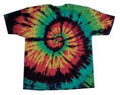 Rainbow Spiral T-RSP