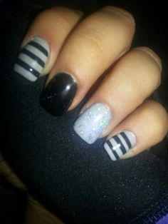 Gel nails design