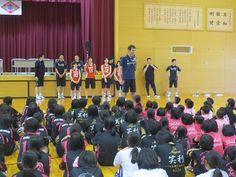 「香川県さぬき市バレーボール教室」開催 | NEC RED ROCKETS