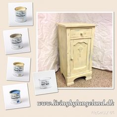 Paintet with Annie Sloan Chalk Paint