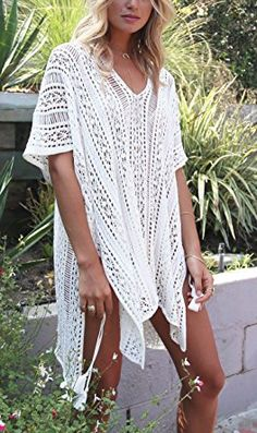 Women's Clothing Loyal 2019 Summer New Womens Lace Tassel Crochet Bikini Sets Cover-ups Beach Top Kaftan Caidigan Sunshade Beach Protection Blouse