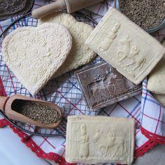 La cuisine d'ici et d'ISCA: Pains d'anis ou Springerle