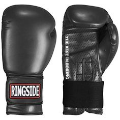 Ringside Youth Extreme Fitness Boxing Gloves Black * You can find out more details at the link of the image.