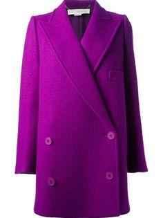 STELLA MCCARTNEY 'Alison' Coat #farfetch #wonderfulstore