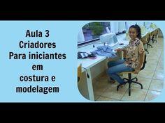 Aula 3 CIS Primeiros passos na costura Alana Santos Blogger