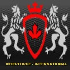 Get best security services at affordable rates with Interforce-international. Security Service, All Modern, Superhero Logos