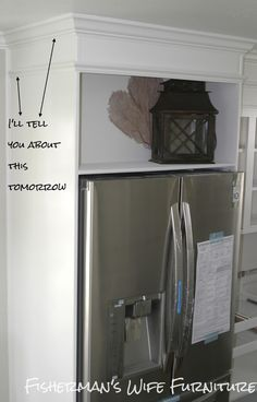 Enclosed Refrigerator Cabinet You Are Here Home Gt Tall