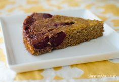Upside Down Cherry Scan Bran Cake   Slimming Eats - Slimming World Recipes