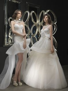 Natalia Vasiliev 2014 Spring Bridal Collection
