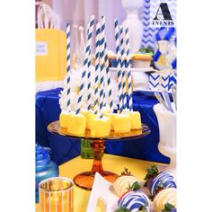 #chevron# #chevronprint #chevrontheme #yellowchevron #bluechevron #blue #yellow #babyshower #cakepops #favors #cupcakes #candy #flowers #aevent #eventsbyandy #candybuffet #caketable #event #eventdecor #partydecor #party #zigzag #connecticut #longisland #babyshowerdecor #eventstyling #dippedmarshmallows #baby #marshmallows