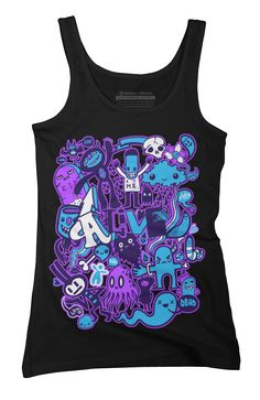 Alive Womens Tank Top