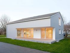 Holzhaus & Passivhaus-Referenzen - Lebensraum Holz