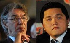 E' FATTA!!! Nasce la nuova Inter! A Parigi accordo tra Moratti e Thohir #inter #moratti #thohir