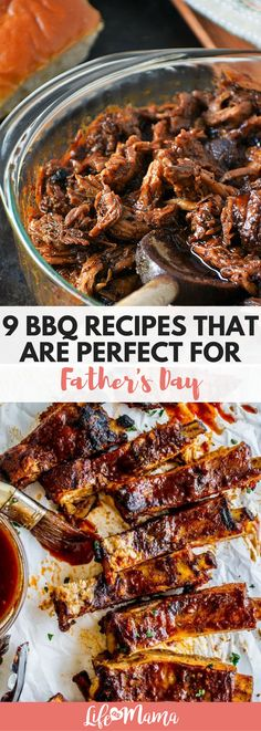 Father's Day typically falls somewhere in the middle of June, which makes BBQ a super popular option for the holiday's meal. This list is full of recipes for hearty baked beans, classic ribs, and BBQ recipes that will make the dads in your life super happy.
