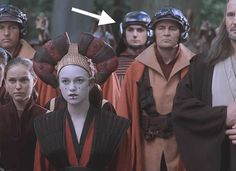 Ermahgerd, Richard Armitage in Phantom Menace... yet another reason he is awesome!