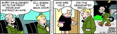Beetle Bailey strip for December 30, 2017