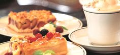 Take a culinary tour of German Cuisine.