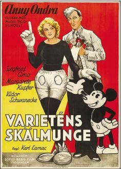 "Swedish version of 1930 film, ""Fair People"". Film documented at http://www.imdb.com/title/tt0020824/"