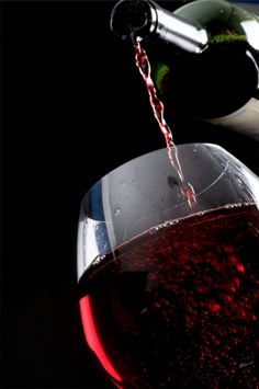 Antioxidants in red wine called polyphenols may help protect the lining of blood vessels in your heart. A polyphenol called resveratrol is one substance in red wine that's gotten attention.