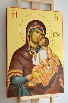 byzantine icon- Mother of God