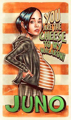 Ellen Page asJuno MacGuff movie Juno 2007 ...
