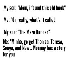 Lol, this will be me as a mother
