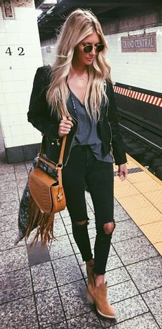 boho girl: outfit inspiration