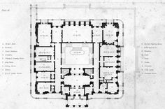 Lancaster House - ground floorplan 91e0efb3224dde6afa7e9d1c6b002a04.jpg (960×637)