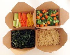 Sunday Food Prep For The Healthiest Week Ahead