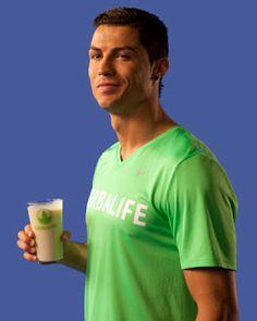 Herbalife es el Nuevo Patrocinador Oficial de Nutrición Cristiano Ronaldo | Blog de Bienestar, Salud y Algo Mas...