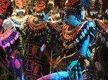 Veja fotos do desfile da Vila Isabel - fotos em Carnaval 2012 - g1