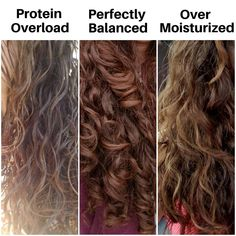 Posted by (Lorayne) This is what my hair looked like at these 3 points. What helped me the most to understand this better was to imagine it like a seesaw. Curly Hair Types, Curly Hair With Bangs, Curly Hair Care, Short Hair, Best Curly Haircuts, Permed Hairstyles, Hairstyles With Bangs, Hairdos, Type 2b Hair