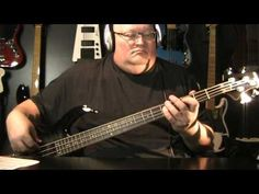 Deep Purple Perfect Strangers Bass Cover with Notes & Tablature, Marcus Miller Sire M3 - YouTube