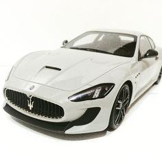 Maserati Gran Turismo MC Stradale Centenial Edition by TOP Marques Collectibles