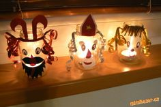 Art For Kids, Lanterns, Stencils, Kindergarten, Crafts For Kids, Hobbit, Jar, Lights, Painting