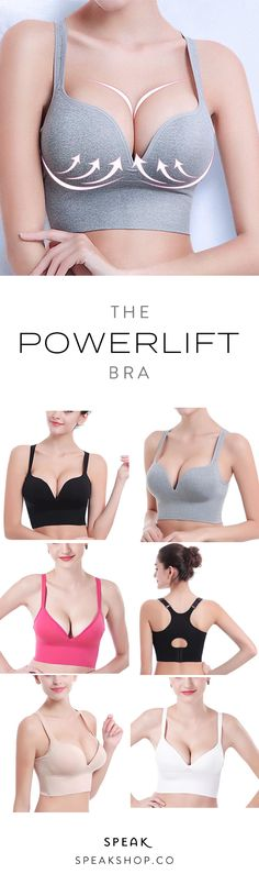 Meet the Powerlift bra: the ridiculously comfortable slimming bra that's seamles. Meet the Powerlift bra: the ridiculously comfortable slimming bra that's seamless, wireless, waterproof an Pearl Underwear, Underwear Store, Mode Outfits, Fall Outfits, Fashion Outfits, Womens Fashion, Dress Outfits, Casual Outfits, Fashion Trends
