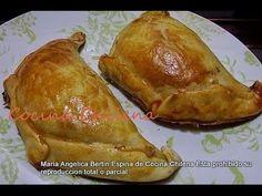 Empanadas de horno chilenas