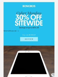 15 best email holidaycyber monday images on pinterest cyber ends at midnight up to 60 off site wide bonobos cyber mondayupon codes fandeluxe Choice Image