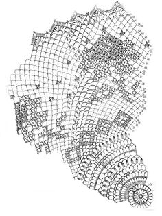 New Folder - bj mini - Picasa Web Albums Crochet Angel Pattern, Crochet Diagram, Crochet Chart, Filet Crochet, Knit Crochet, Crochet Ideas, Crochet Tablecloth, Crochet Doilies, Doily Patterns