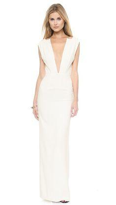 Solace London Linder Maxi Dress