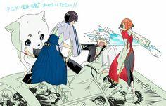 Gintama family