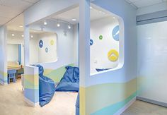 Sick Kids Children Hospital Boomerang Health Centre -Vaughan, Ontario, Canada by Candpartners © 2013 Victoria Cheng