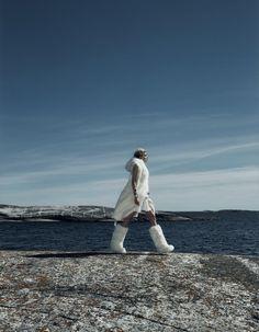 The Nordic Queen (Vogue Japan)
