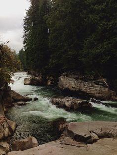 Eagle Falls, WA | Dan Otis | VSCO Grid