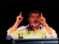 """Lula ataca o Brasil defende Cuba e diz que """"povo cubano tem mais dignida..."""