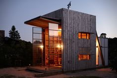 Whangapoua Beach Hut in New Zealand