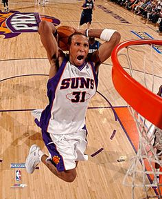 Shawn Marion #Suns #NBA