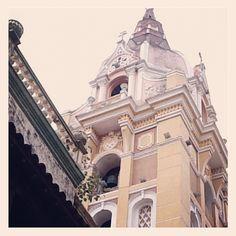 Caminando por Cartagena