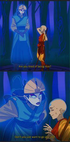 The Last Airbender Cartoon, Avatar The Last Airbender Art, Avatar Kyoshi, Disney Princess Babies, Good Cartoons, The Last Avatar, Avatar Funny, Avatar Series, Team Avatar
